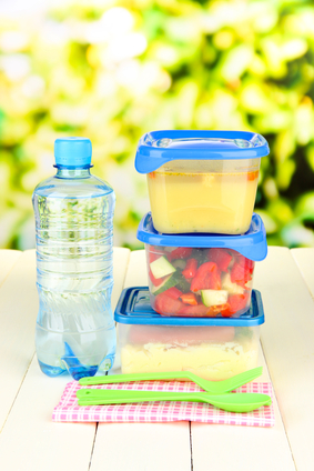 Surviving on lunchboxes